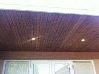After Timber Ceiling