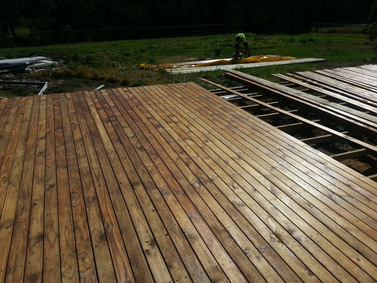 Decking 171 All Perth Carpentry And Roofing